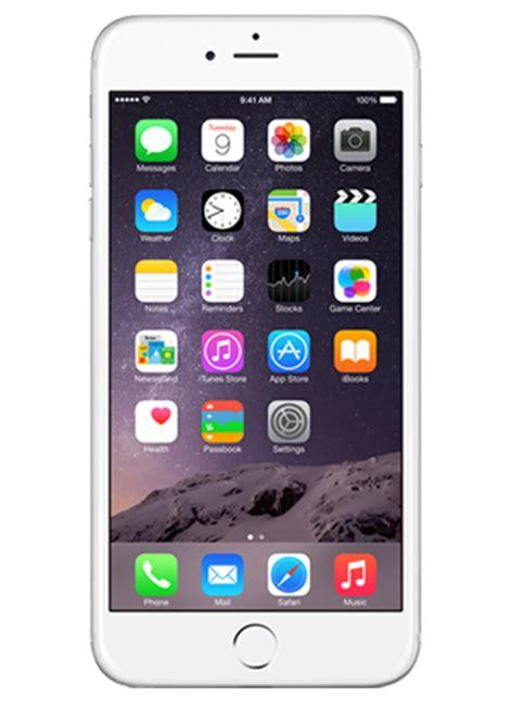 iphone 6 plus 64gb silver c spire