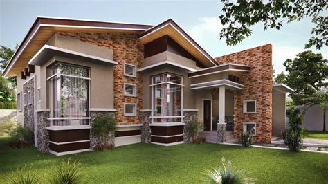 House Design Philippines With Cost by Low Cost Modern Bungalow House Designs Philippines Hiqra