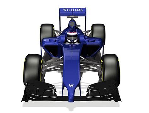 design engineer f1 williams reveals 2014 f1 design racecar engineering