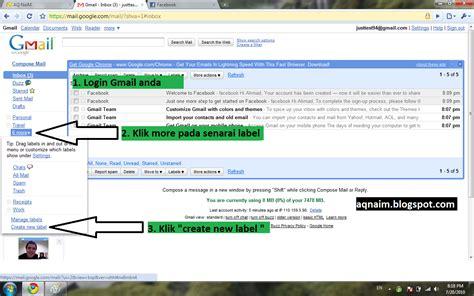 cara membuat filter gmail aq naim cara membuat email filter di gmail untuk facebook