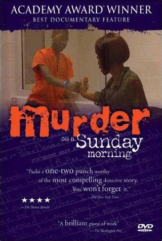 murder and in county iowa murder books murder on a sunday morning 2001 imdb
