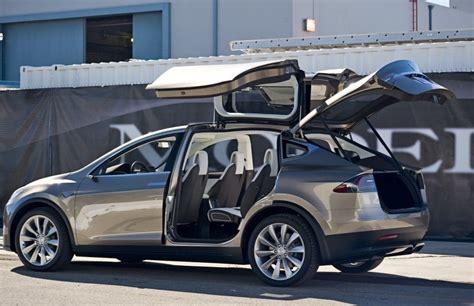 Tesla Model X Prix