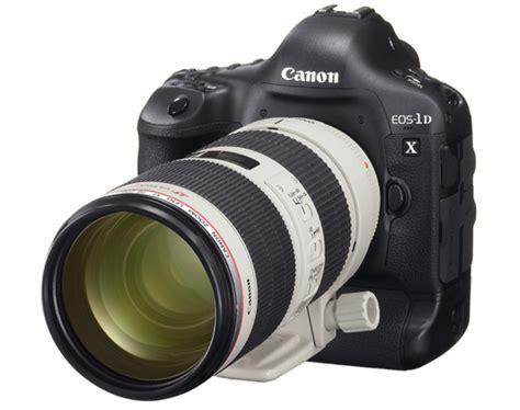 dslr canon canon eos 1d x new flagship professional dslr for