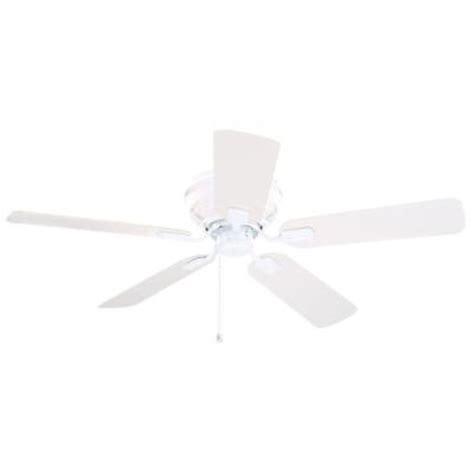 hton bay hawkins 44 ceiling fan hton bay hawkins 44 in white ceiling fan yg204 wh