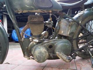 Jual Bsa M20 Orsl 500cc bursa motor tua jual bsa m20 orsl 500cc tahun 1941