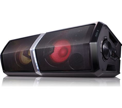 Speaker Aktif Lg lg loudr fh6 wireless megasound hi fi black deals pc world