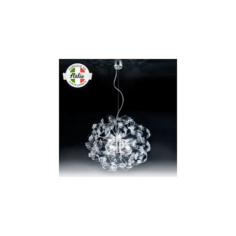 luminaire cristal design suspension astre 6 lumi 232 res cristal luminaire design