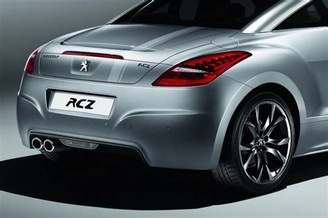 peugeot onyx top speed 2012 peugeot rcz onyx picture 466291 car review top