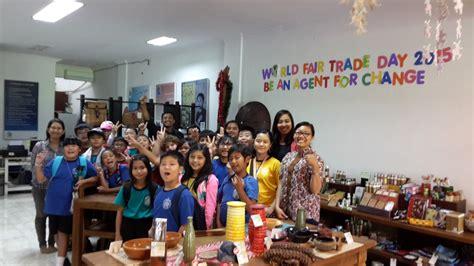 Untuk Anak Sekolah fair trade bisnis yang tetap peduli lingkungan mongabay co id