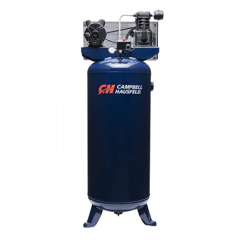 shop cbell hausfeld hausfeld 60 gallon electric vertical air compressor at lowes