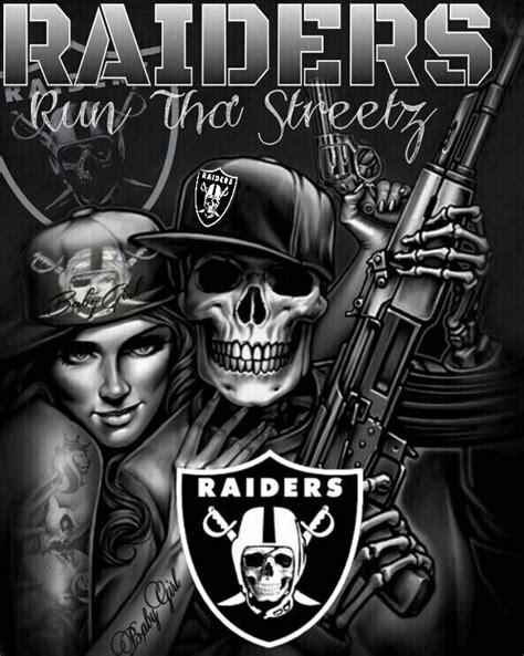 raiders images raiders run tha streetz nation images quot babygirl