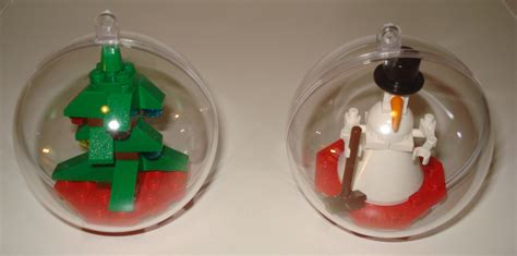 diy lego holidays ornament wired