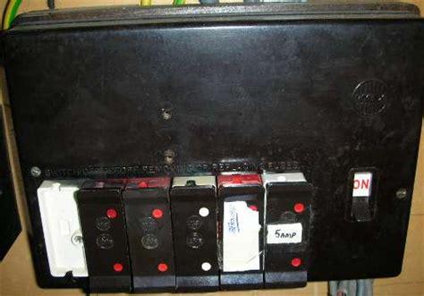 consumer units consumer units electrics