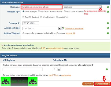 tutorial xp no ip rti solu 231 245 es em inform 225 tica tutorial no ip ddns