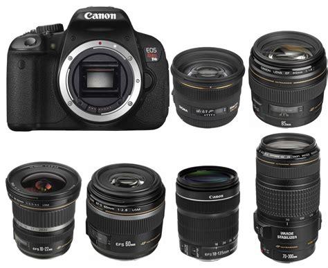 lenses for canon best lenses for canon eos 650d rebel t4i news