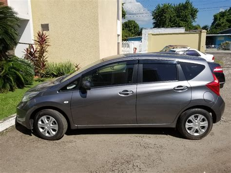 nissan note 2012 2012 nissan note shape for sale in half way tree