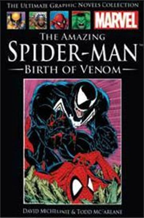 spider birth of venom the amazing spider birth of venom the ultimate