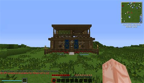 starter house nice starter house minecraft project