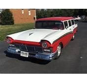 1957 Ford Station Wagon