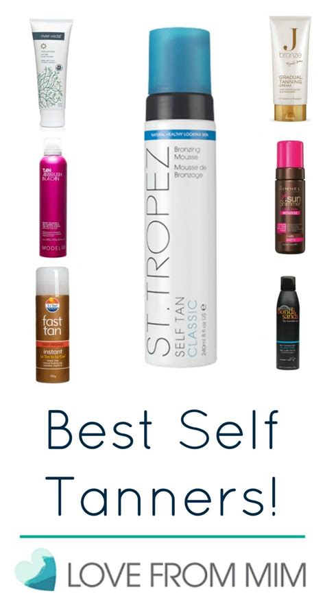 best self tanners 7 best self tanners that work from the drugstore