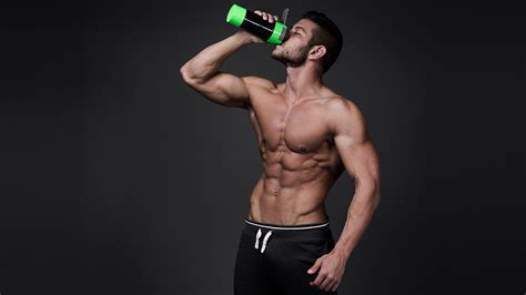Protein Fitness These Protein Shakes Will Upgrade Your Workout Gq India