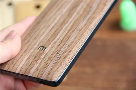 Xiaomi Mi 4 Wars Coffe Caver Hardcase new wood back covers for the xiaomi mi4 will bring a more