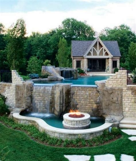 crazy backyard ideas swimming pool designs that are crazy for the home