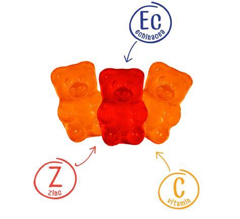 Health Nutritionals Yummi Bears Multivitamins Are They Safe by Echinacea Vitamin C Zinc Gummy Vitamin Yummi Bears