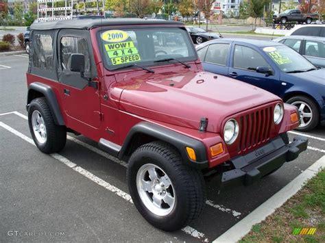 2000 jeep wrangler se 4x4 6100517 photo 3 gtcarlot car color galleries