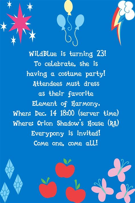 Invitation Letter Of Birthday Doc 736546 Birthday Invitation Wording Bizdoska