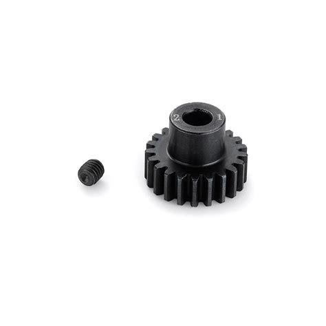 Hobbywing Pinion Gear 17t hobbywing 21t 5mm 32p steel pinion gear 86040050