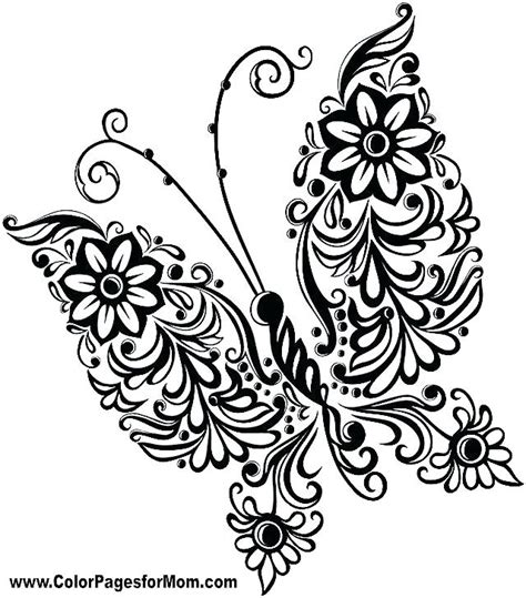 butterfly coloring pages pdf butterfly coloring page colouring pages for toddlers
