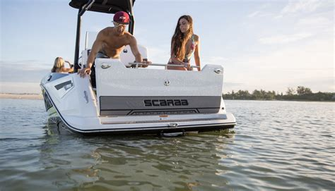 scarab boats 195 open scarab 195 open review boats