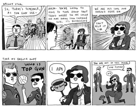 Kate Beaton Tesla To Comics Kate Beaton Tells Us What Would Happen If