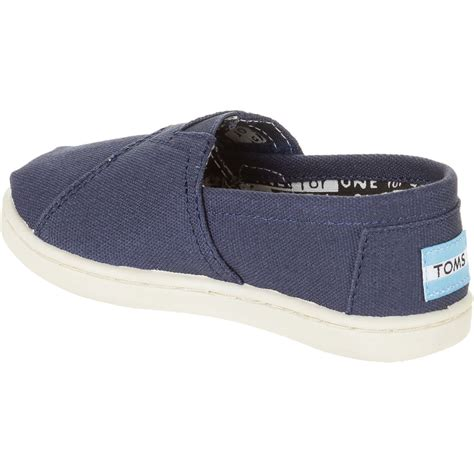 kid toms shoes toms classics shoe toddler boys ebay