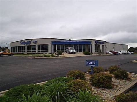 Schimmer Ford Schimmer Ford Lincoln Peru Il 61354 Car Dealership And