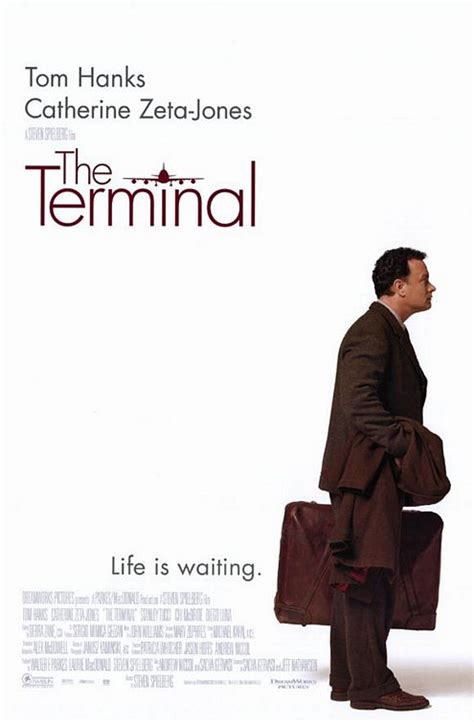 Terminal Movie | not just movies steven spielberg the terminal