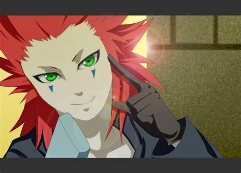 anime kingdom axel kingdom hearts zerochan anime image board