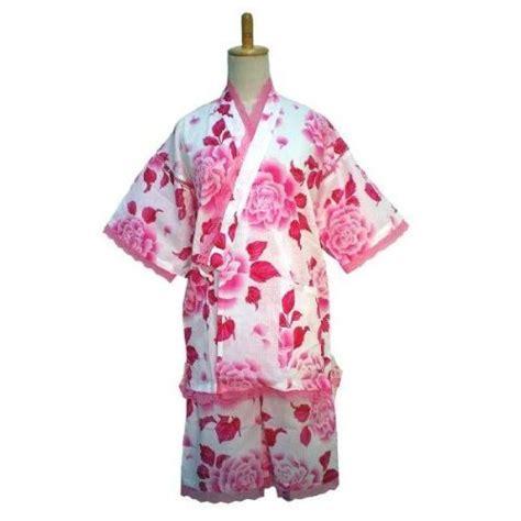 Yukata Japan Baju Tradisional Jepang Untuk Anak jinbei pakaian rumahan tradisional jepang untuk musim