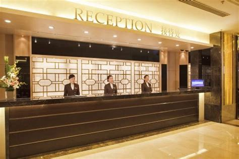 Hotel Reception Desk Reception Desk Picture Of Regal International East Asia Hotel Shanghai Tripadvisor