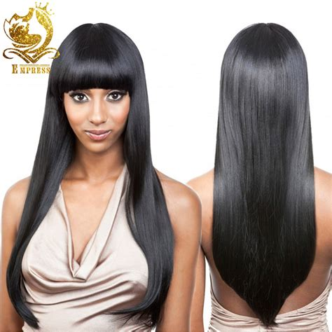 Wedding Hairstyles With Lace Wigs by Hair Lace Wig Lace Hair Wigs With Bangs