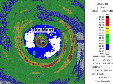 what is a hurricane l tcfaq a12 what is a moat in a hurricane