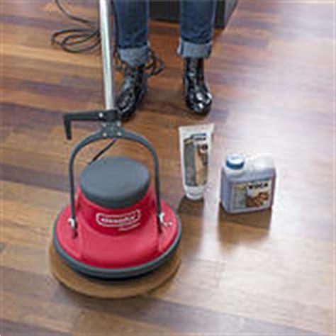 Holzboden Polieren Maschine by Parkett Nach 246 Len Parkettpflege
