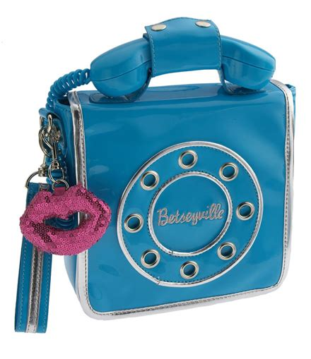 Betseyville By Betsey Johnson Call Me Betsey Phone Satchel by Betseyville By Betsey Johnson Call Me Betsey Phone Satchel