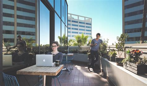 outdoor event space los angeles wework coworking officelovin