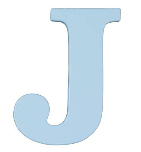 J Letter J