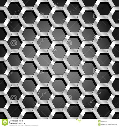 honeycomb seamless pattern royalty free vector image seamless honeycomb pattern black gradient stock vector illustration 26621035