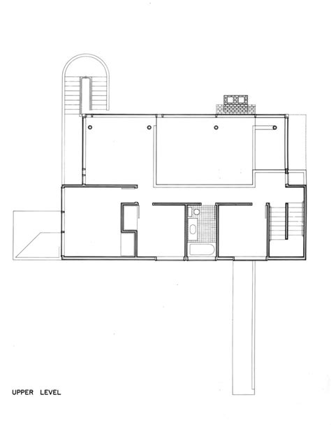 richard meier smith house floor plans home design and style