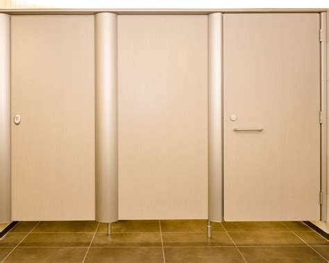 bathroom stall door to remove bathroom stall doors