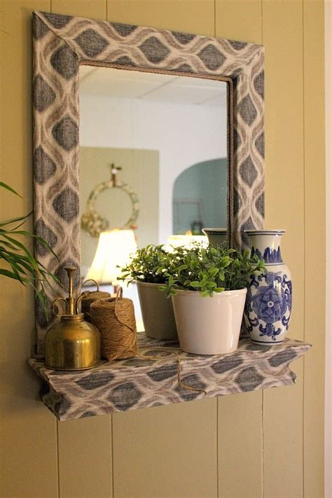 mirror frame ideas 20 diy mirror frames ideas the creek line house